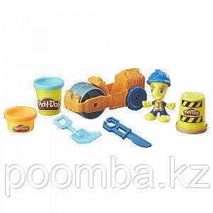 """Play-Doh Town""""Паровой каток"""""""