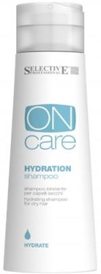 Увлажняющий шампунь для сухих волос Hydration Shampoo Selective Professional 250 мл.