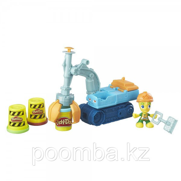 """Play-Doh Town""""Экскаватор"""""""