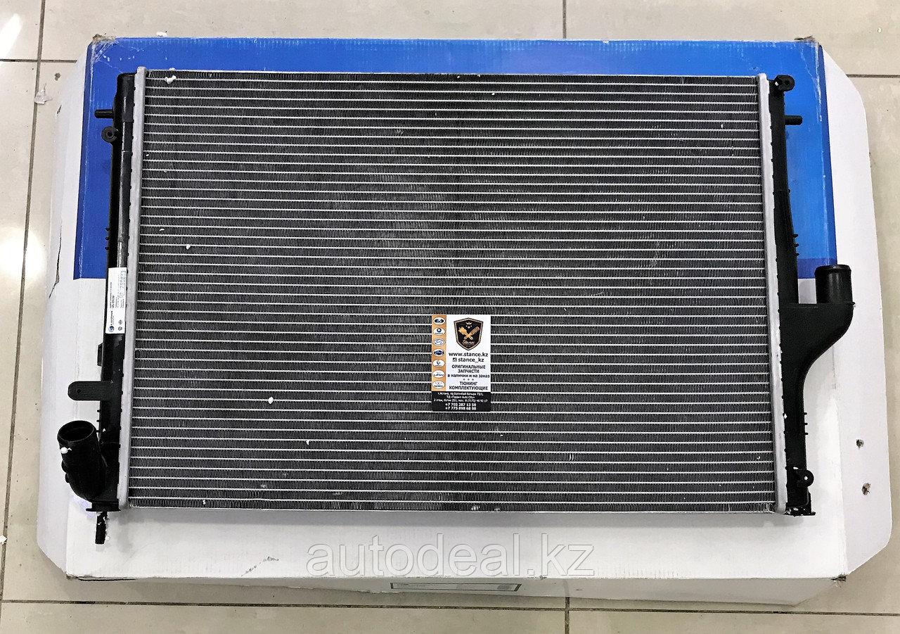 Радиатор кондиционера Geely MK/CROSS/GC6