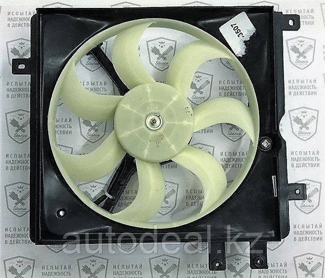 Вентилятор двигателя левый Geely GC6