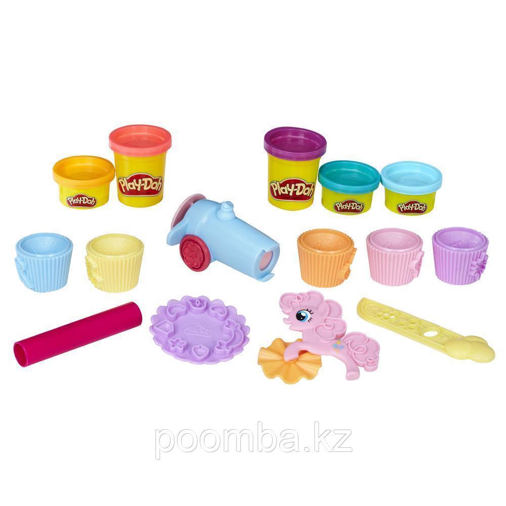 "Play Doh""Вечеринка Pinkie Pie"""