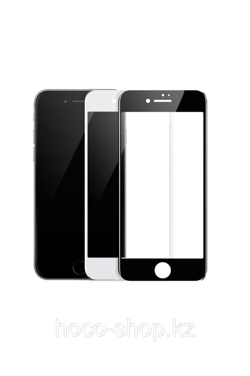 Защитное стекло для iPhone 6 Plus Hoco SP9, чёрное