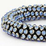 Женские браслеты с кристаллами Сваровски