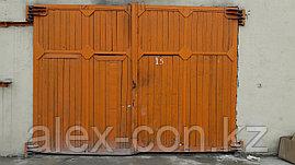 Ворота в склад TLP-HL  ручной привод(под ключ), фото 2