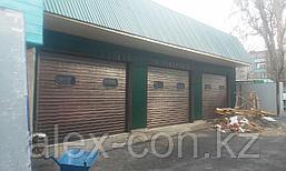Ворота в склад TLP-HL  ручной привод(под ключ), фото 3
