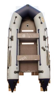 Лодка надувная пвх под мотор Пилигрим-350