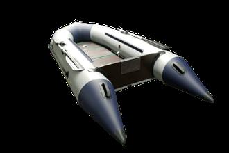 Лодка надувная пвх под мотор Гелиос-33МКC