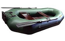 Надувная гребная лодка пвх Гелиос-24, фото 2
