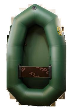 Надувная гребная лодка пвх Гелиос-19