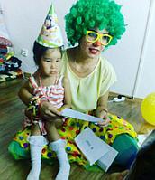 Клоун на день рождения в Павлодаре