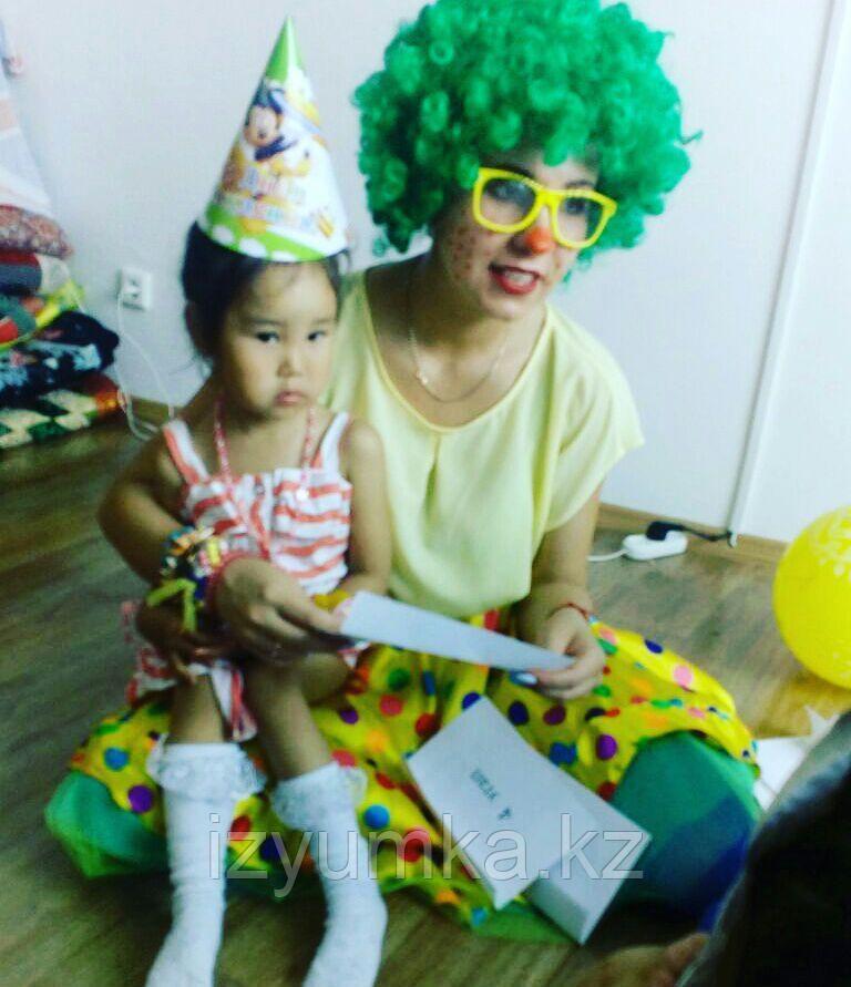 Веселый клоун в Павлодаре - фото 6