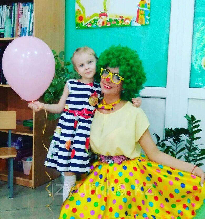 Веселый клоун в Павлодаре - фото 3