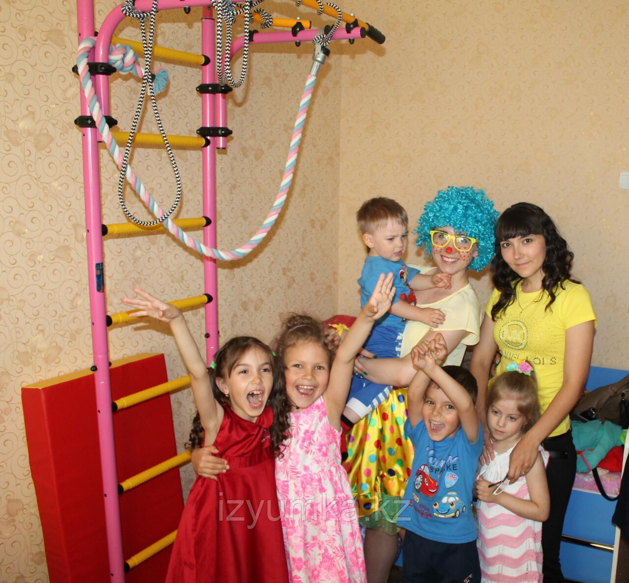 Веселый клоун в Павлодаре - фото 2