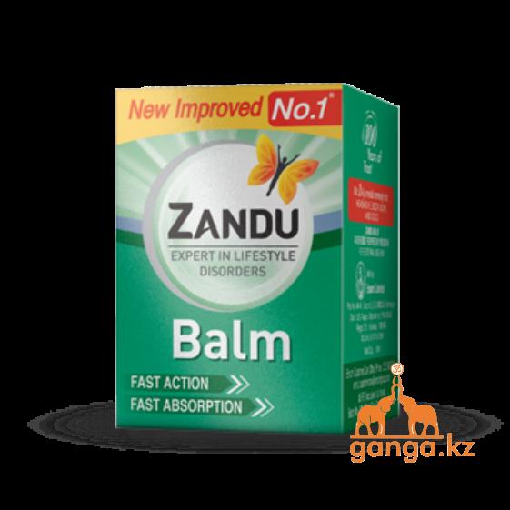 Болеутоляющий Бальзам Занду, 10 г (ZANDU Balm)