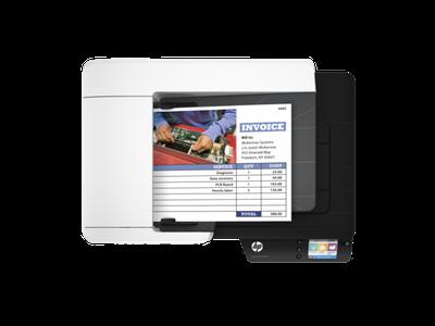Сканер HP ScanJet Pro 4500 fn1