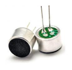 Микрофон электретный, 9х7мм, 52-54dB