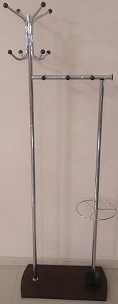 Вешалка для прихожей Табыс GC 2166 со штангой для развешивания, фото 2