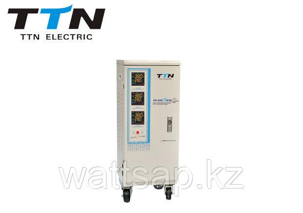 Стабилизатор трехфазный электромеханический TTN 15000 VA