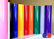 Флекс и Флок (термотрансферные пленки для нанесения на текстиль)