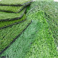 Искусственный газон высота ворса 20мм(2см), фото 1