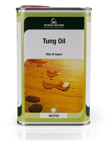 Масло тунговое Borma Tung Oil, 1 л