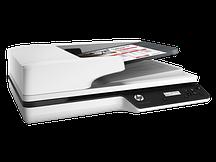 Планшетный сканер HP ScanJet Pro 3500 f1 (А4 USB) L2741A