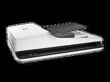 Планшетный сканер HP ScanJet Pro 2500 f1 (А4 USB) L2747A