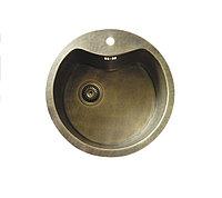 Кухонная мойка Omoikiri Sumida-51-BR (4993054) Натуральная латунь, фото 1