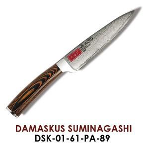 DAMASCUS SUMINAGASHI  Нож овощной