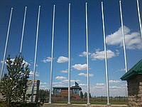 Флагштоки многогранные 8 метров