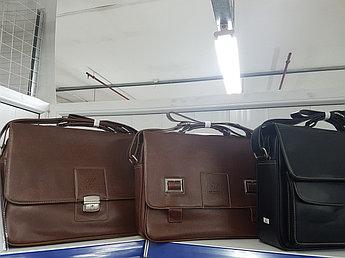 Мужские портфели (кож.зам)