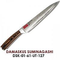 DAMASCUS SUMINAGASHI  Нож универсальный