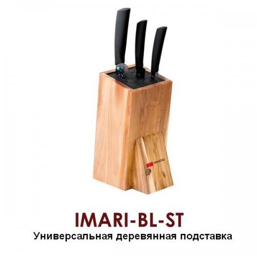 Универсальная деревянная подставка для ножей