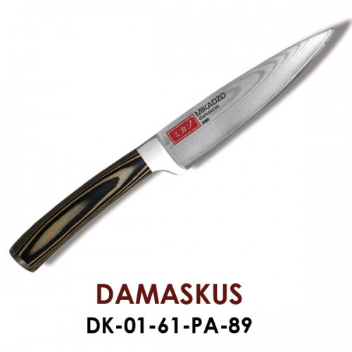 DAMASCUS Нож овощной