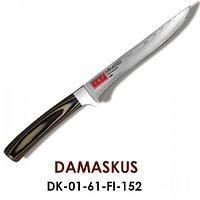 DAMASCUS Нож филейный
