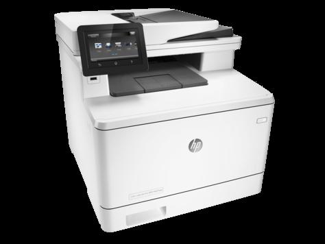 МФУ HP Color LaserJet Pro MFP M377dw (Лазерный A4 Цветной USB Ethernet Wi-fi Протяжный) M5H23A