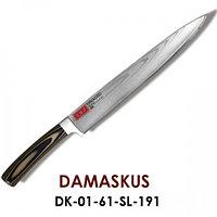 DAMASCUS Нож разделочный
