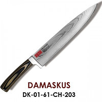 "DAMASCUS Нож ""Шеф"""
