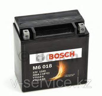 Аккумулятор BOSCH 12V 12AH(0 092 M60 180) W211