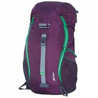 Рюкзак HIGH PEAK Мод. VICTORIA 24 (24л.)(0,60кГ)(бордовый/зеленый) R 89208