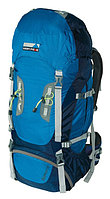 Рюкзак HIGH PEAK Мод. SHERPA 55+10 (55+10л.)(1,98кГ)(синий/темно-серый) R 89252