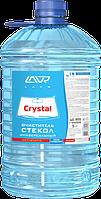 Очиститель стекол кристалл LAVR Glass Cleaner Crystal Antistatic, 5 л