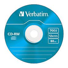 Диски CD-RW 8-12X Verbatim, фото 3