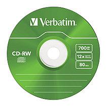 Диски CD-RW 8-12X Verbatim, фото 2