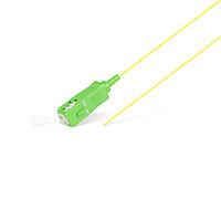 Пигтейл Оптический SC/APC SM 9/125 0.9мм 1.5 м