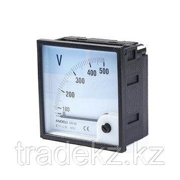 Вольтметр ANDELI AM-96 AC 0-500V, фото 2