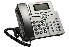 D-link DPH-400SE IP-телефон с большим экраном и разъемом для дополнительного модуля расширения клавиш