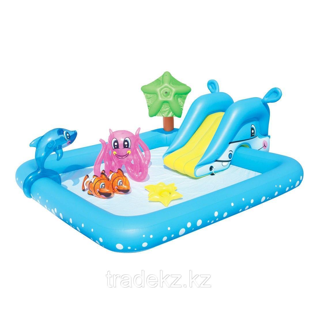 Надувной детский бассейн BESTWAY 53052