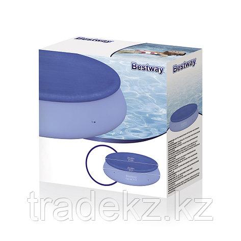 Тент для  бассейнов с надувным бортом BESTWAY 58034, фото 2